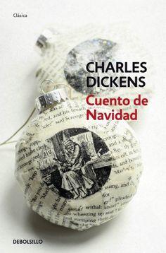 """""""Cuentos de Navidad"""" de Charles Dickens. Ed. Debols!llo."""