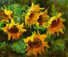 Flowers, Painting, Instagram, Facebook, Art, Art Background, Painting Art, Kunst, Paintings
