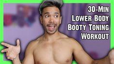 30-Minute Lower Body Workout: Hips Butt & Thigh Super Shaper Mashup | Mi...