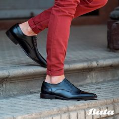 Nothing brings out confidence more than black leather shoes. Bata Shoes, Men's Shoes, Dress Shoes, Black Leather Shoes, Shoe Collection, Moccasins, Confidence, Oxford Shoes, Loafers