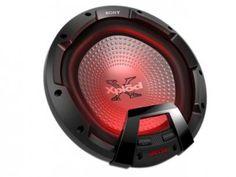 """Subwoofers Sony 12"""" 1800W Xplod XS-LEDW12 - com o Sistema de LED com as melhores condições você encontra no Magazine…"""