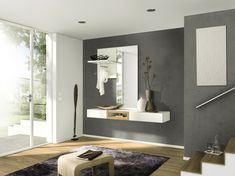 Wohnzimmerstores modern ~ Modern floating shelves scopia collection by hülsta