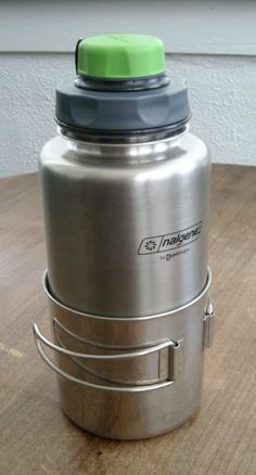 Nalgene Canteen, Stainless Steel Water Bottle