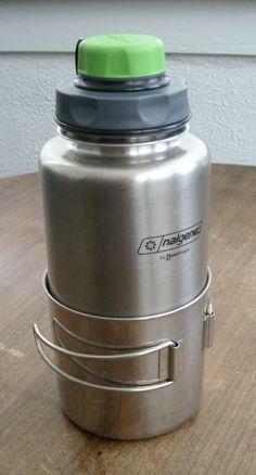 Nalgene Canteen, Stainless Steel Water Bottle