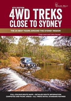 CRE 796.54 LEW This completely revised and expanded 6th edition, now in the A4 format so popular among owners of 4WD vehicles, features 18 of the best four-wheel drive day and weekend treks within a few short hours' drive of Sydney. Expert route directions read in forward and reverse as well as featuring both GPS Lat/Long and UTM Grid References.