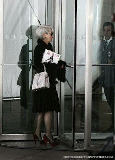 Miranda Priestly uma das personagens mais bem vestidas da história dos filmes