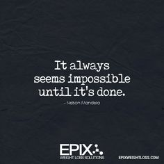 It is only impossible in your mind... #success #motivation #inspiration #fitness #workout