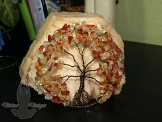 Autumn Tree of Life by DivinaDivaDesigns on Etsy, $50.00