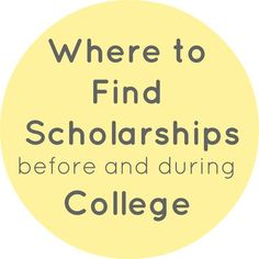 Looking for scholarships for school? Well here are a few places you need to be l… Looking for scholarships for school? Well here are a few places you need to be looking instead – College Scholarships Tips School Scholarship, Scholarships For College, College Students, Student Loans, College Loans, Graduate School, Financial Aid For College, College Planning, College Checklist
