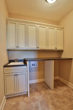 Gallery - Creative Homes. Amazing laundry room in one of our homes in the neighborhood Liberty West, located in Stillwater Minnesota.