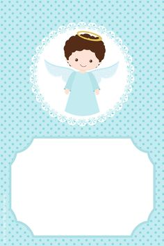 Free Christening Invitations [to print and customize] Baptism Invitation For Boys, Christening Invitations Boy, Birthday Tarpaulin Design, Baptism Cookies, Cowboy Birthday, Baby Shawer, Boy Baptism, First Communion, Holidays And Events