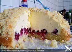 Snowball Torte