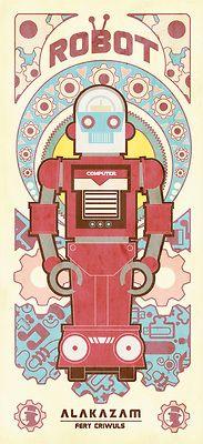 tarot robot
