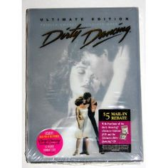 """Dirty Dancing - another Patrick Swayze chick flic - """"nobody puts Baby in the corner"""" ... just loved it ..."""