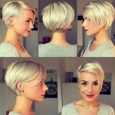 Awesome Short Hair Cuts For Beautiful Women Hairstyles 393