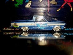HOT WHEELS 2013 POP CULTURE  THE JETSONS '65 FORD RANCHERO #HotWheels #FORD