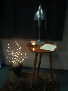 PRAYER STATION - Armor of God - The helmet of salvation