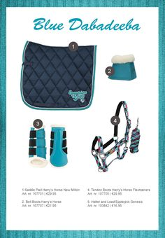 #horse #rider #horsefashion #equistrian #blue #turquoise #green #saddlepad…