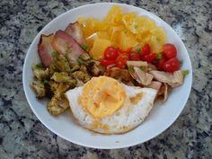 Eu que fiz!: Eu voltei!!! - #paleo  #lowcarb  #comidasaudavel  #lchf  #euquefiz