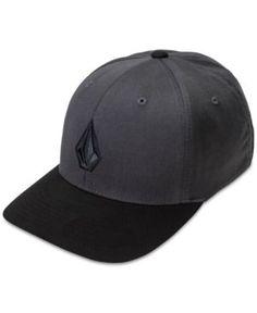 80e31e4c00721 Volcom Men Full Stone Flex Fit Hat