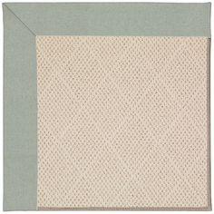 Capel Zoe Light Brown Area Rug Rug Size: Square 10'