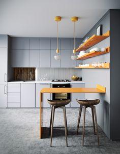 Micro Apartment - Галерея 3ddd.ru