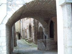 Monteleone di Spoleto in the Valnerina