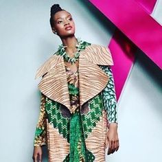 """new collection : """"Woven Wisdom"""" African Tops, African Dresses For Women, African Print Dresses, African Attire, African Wear, African Women, African Outfits, African Clothes, African Style"""