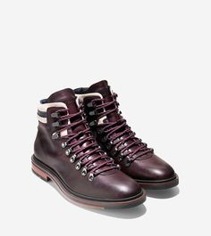 Cranston Water Resistant Hiker Boot | Cole Haan - $328 // Fairly certain these are for dudes, but they're gorgeous and I could totally fit a men's 6.5.