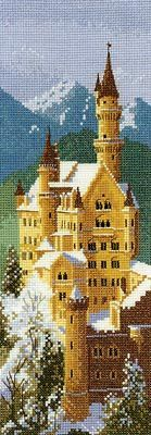 Gallery.ru / Neuschwanstein Castle JCNC620 - Internationals - by John Clayton - f-morgan