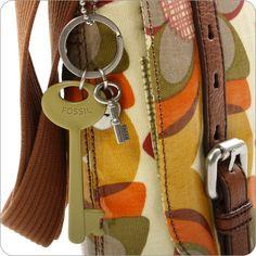 Lovely FOSSIL Bag : Key-Per Organizer Flap Orange Multi : Fossil Shop online -> http://www.milksugar.de/Fossil-Tasche-Key-Per-Organizer-Flap-Orange-Multi.htm
