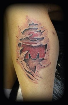 My Ironman Tattoo by Taz                                                                                                                                                     More