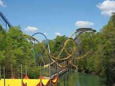 Busch Gardens, Williamsburg, VA  Best amusement park ever!