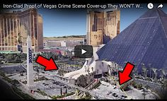 Iron-Clad Proof of Vegas Crime Scene Cover-up They WON'T Want You to See!!