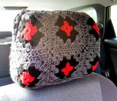 Crochet Seat Belt Cover Pattern Free Crochet Patterns