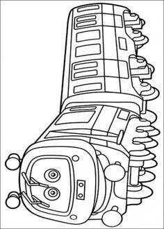 Chuggington Coloring Pages  Picture 6
