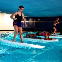 floatfit® HIIT at Holmes Place Vienna International Club, Austria.   floatfit® - the first HIIT workout on water using the aquabase®   Floating Exercise Mat // Fit // Healthy // Workout // Aqua Class // HIIT // Balance // Personal Trainer // Gym Instructor // Water // Training // Goals // Waves // Plank // Fitness // Swimming Pool // Austria // Vienna // Holmes Place