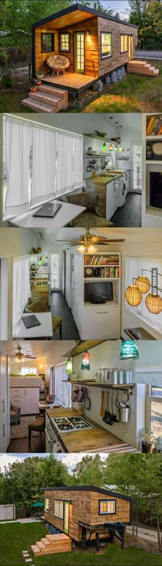 Now this, this is a tiny house I could live in.
