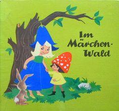 Im Märchen-wald :Felicitas Kuhn
