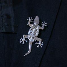 Gear Gecko kinetic jewelry