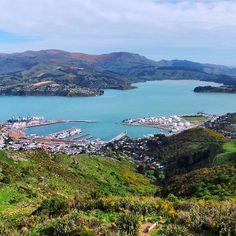 Port of Lyttelton, New Zealand