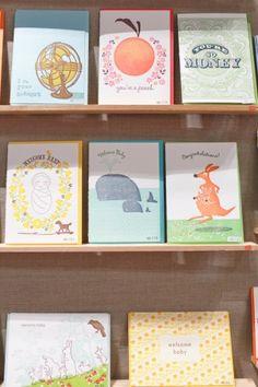 [ cute illustrations + design + whale + kangaroo + vintage fan + peach ]  Ilee Papergoods ~via~ Oh So Beautiful Paper #NSS