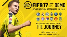 FIFA 17 demo out now on Xbox One and Xbox 360 The time has arrived and you can now check out the latest iteration of the FIFA series. Surely FIFA 17 will deliver the goods? http://www.thexboxhub.com/fifa-17-demo-now-xbox-one-xbox-360/