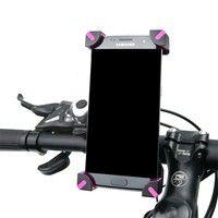 Wish | Rotation Bicycle Bike Motocycle Handlebar Phone Mount Bracket Holder Stand For IPhone 5S 6 Samsung Galaxy S6 S7 OnePlus 3 Mi Max