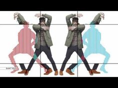 Barneys New York CO-OP Fall 2012 Men's Video - Mograph + Live Action - Done really well