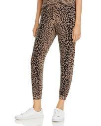 Leopard Print Joggers - 100% Exclusive