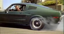 Steve McQueen in Bullitt. The Car. The man. I really don't need to say anything else..