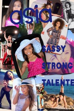 My tryout for asia Asia Ray, Asia Monet Ray, Number 2