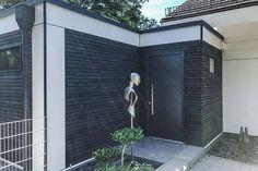 Wohn Modul in 35435 Wettenberg • Russ Modulbau Berg, Flat Screen, Outdoor Decor, Home Decor, Wood Facade, Homes, Blood Plasma, Decoration Home, Room Decor