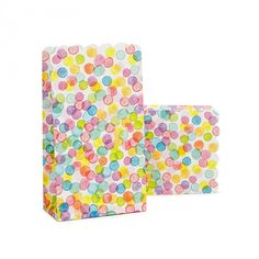 Poppies For Grace Confetti Colour Bags